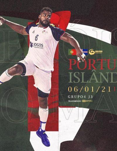 Portugal - Iceland 2021